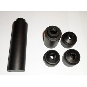DPT Modular 22LR suppressor 3 baffles 70 grams